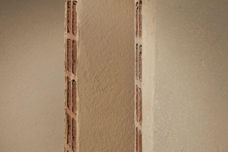 enduit monocouche, fines argilo calcaire