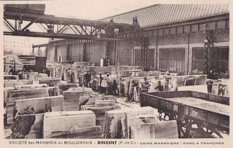 Marbres du Boulonnais, groupe cb , carrières du boulonnais