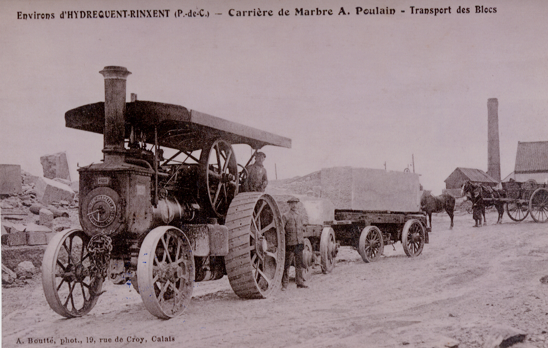 Marbres du Boulonnais , groupe CB , Carrières du Boulonnais