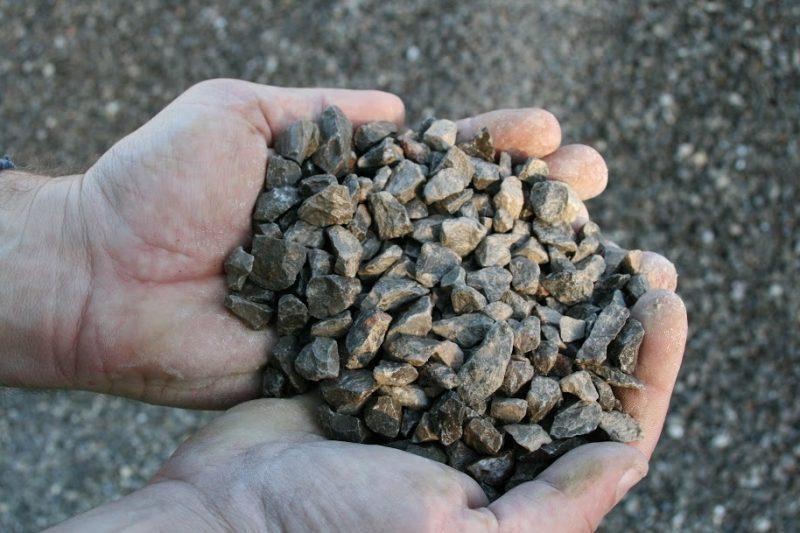 gravillon, gravillon calcaire, granulats