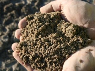 sable calcaire, sable, granulats